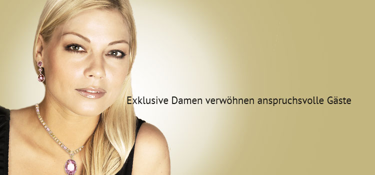 Exklusive Hostessen